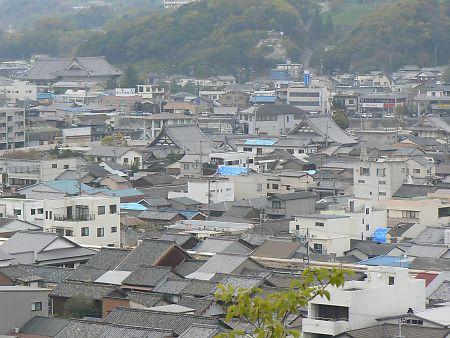 淡路島地震(洲本)