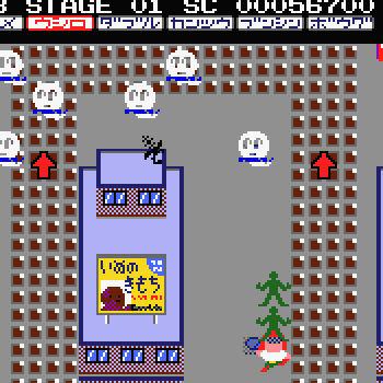 ActionKOSゲーム画面